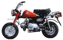 Honda  Z 50 JZ/GZ MONKEY/GORILLA