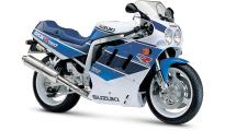 Suzuki  GSX-R 750 (L-M)