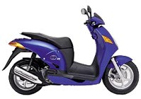Honda  @ 125 (NES 125)