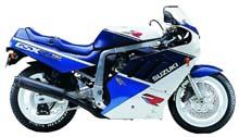 Suzuki  GSX-R 750 J