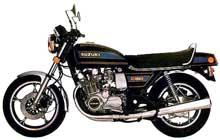Suzuki  GS 1000 G