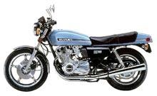 Suzuki GS 1000 D/E