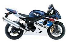 Suzuki  GSX-R 750 K4/K5