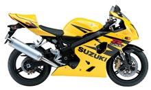 Suzuki  GSX-R 600 K4/K5