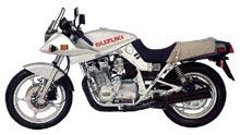 Suzuki  GSX 1100 S/SZ KATANA