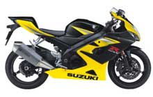 Suzuki  GSX-R 1000 K5/K6