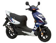Suzuki  AY 50 KATANA