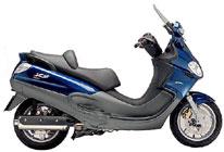 Piaggio/vespa  X9 500 EVOLUTION ABS