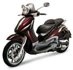 Piaggio/vespa  BEVERLY 500