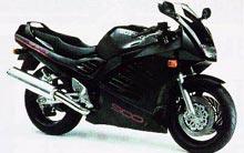 Suzuki  RF 900 R/RS2