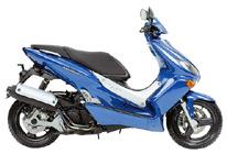Yamaha  XQ 125 MAXSTER