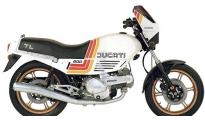 Ducati  600 TL PANTAH