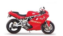 Ducati  900 SS DUO
