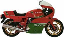 Ducati  900 SS HAILWOOD REPLICA