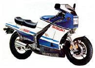 Suzuki  RG 500 GAMMA
