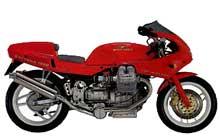 Moto guzzi DAYTONA 1000 RS