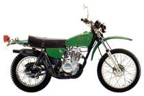 Kawasaki  KL 250