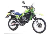 Kawasaki  KLR 600 E
