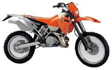KTM  380 EXC