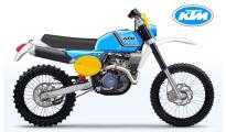 KTM  600 GS