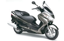 Suzuki  UH 200 BURGMAN