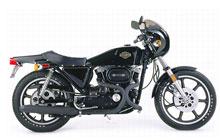 Harley-Davidson  XLCR CAFE RACER