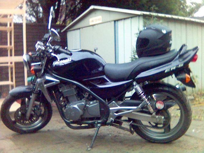 Kawasaki  ER-5 TWISTER