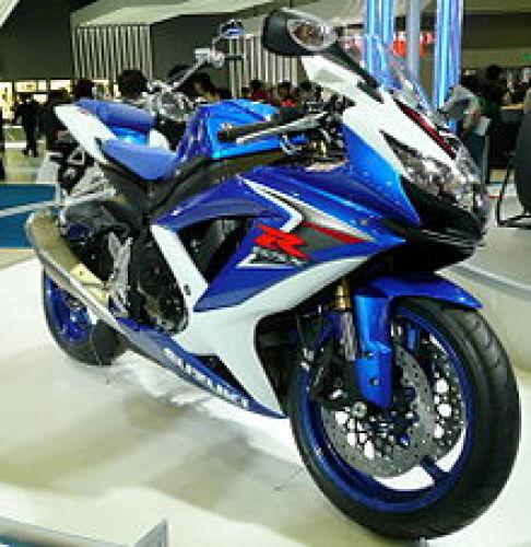 Suzuki  GSX-R 600 K8/K9/L0