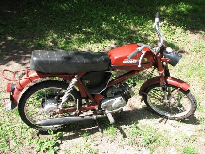 Romet Ogar 205