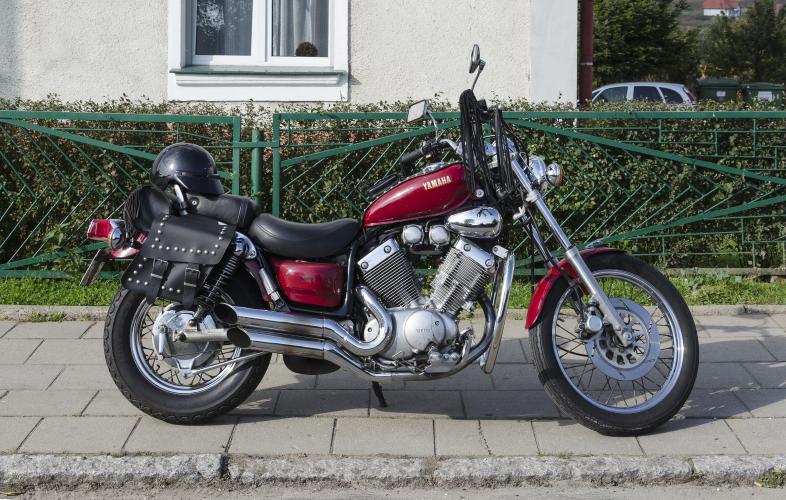 Yamaha XV 535/S VIRAGO