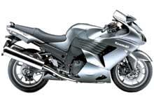 Kawasaki  ZZ-R 1400