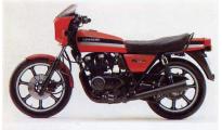 Kawasaki  GPZ 550 UT