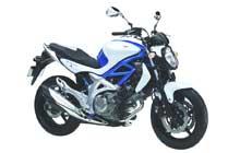 Suzuki  GLADIUS SFV 650 / ABS
