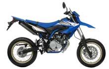 Yamaha WR 125 X