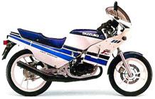 Suzuki  RG 80 GAMMA