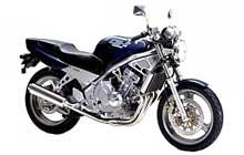 Honda  CB-1 (CB400 F)