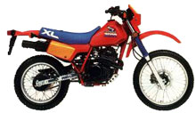 Honda  XL 350 R