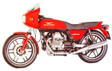Moto guzzi V 35 IMOLA