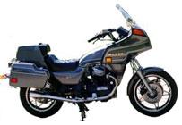 Honda  GL 500 D SILVER WING