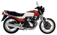 Honda  CBX 550 F/F2