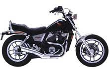 Honda  VT 500 C