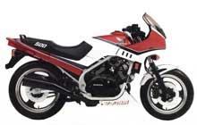 Honda  VF 500 F/FII