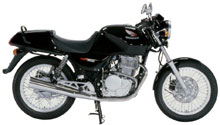 Honda  XBR 500/S