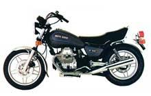 Moto guzzi V 50 C