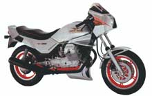 Moto guzzi V 65 LARIO