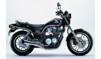 Honda  CBX 650 E