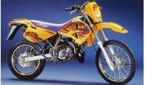 KTM  125 LC2 ENDURO