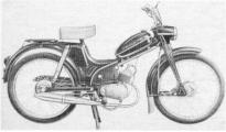 Romet Komar 2351