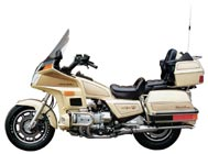 Honda  GL 1200 DX GOLD WING