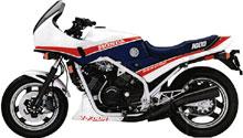 Honda  VF 1000 F (INTERCEPTOR)